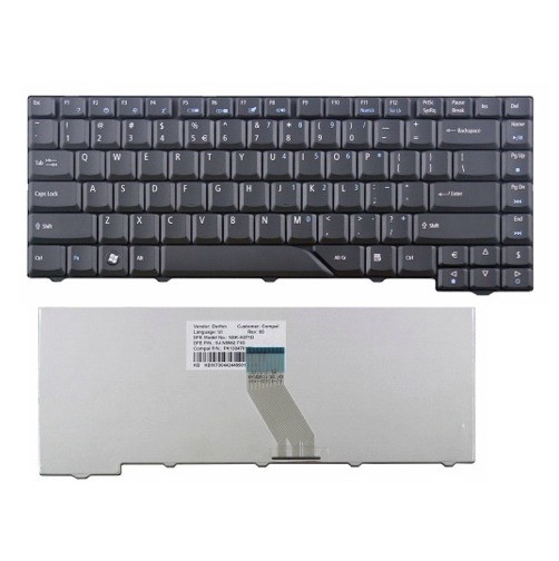 Laptop Keyboard ACER-4710-B
